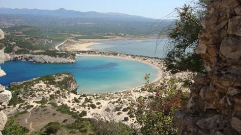 Voϊdokiliά Bay, Peloponnese