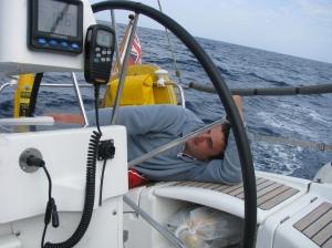 Seafarers lead a hard life...honestly!